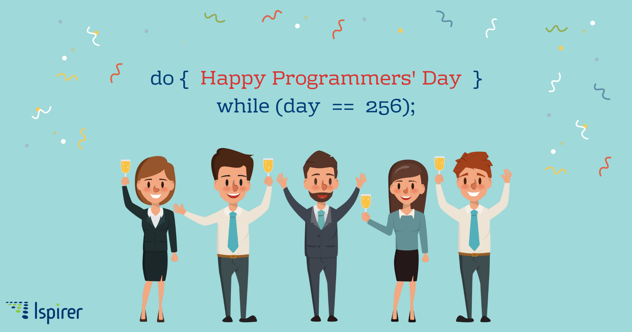 Happy Programmer's Day 2018
