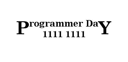 Happy International Programmers' Day!