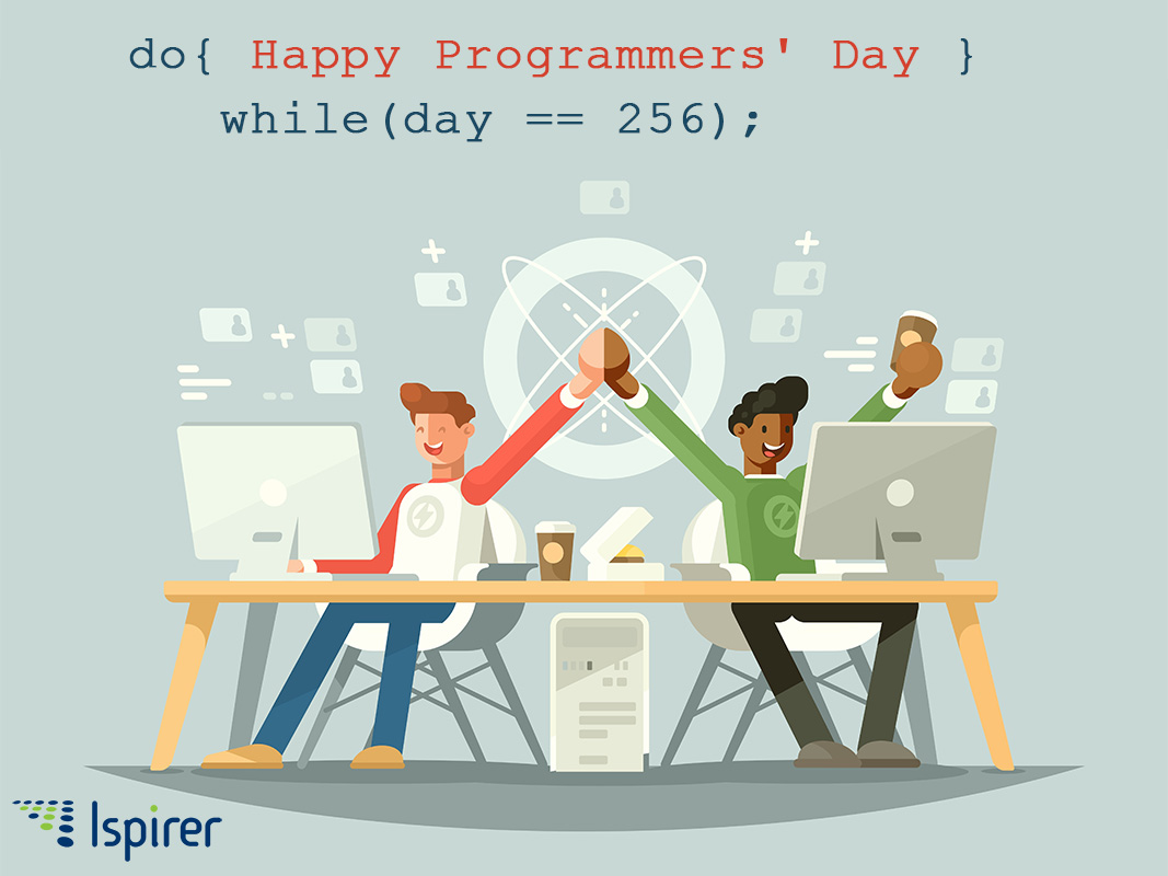 Happy Programmers' Day