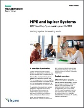 Ispirer and HPE joint Brochure